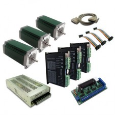 3-Axis Monster Stepper Motor Driver Kit