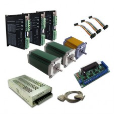 3-Axis Monster Hybrid Stepper Motor Driver Kit