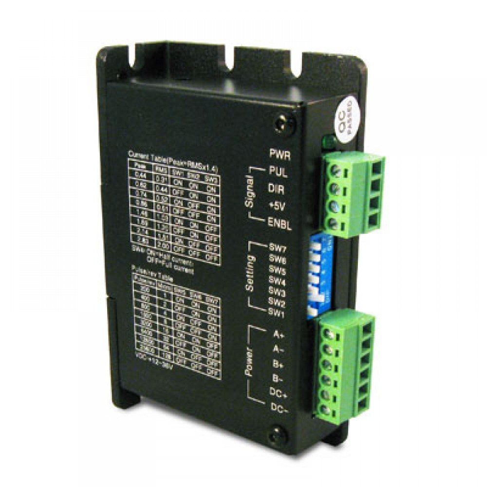 Stepper Motor Driver By Sn74194