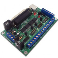 PBX-RF RF Isolated CNC Breakout Board