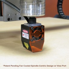 CNC Laser - Spindle Mounted Laser Module