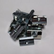 HFS Series Roll In Tee Nut - M5 10 Pack