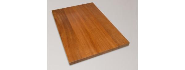 CNC Wood Blank Mahogany