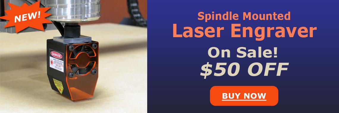 CNC Laser Engraver Sale!