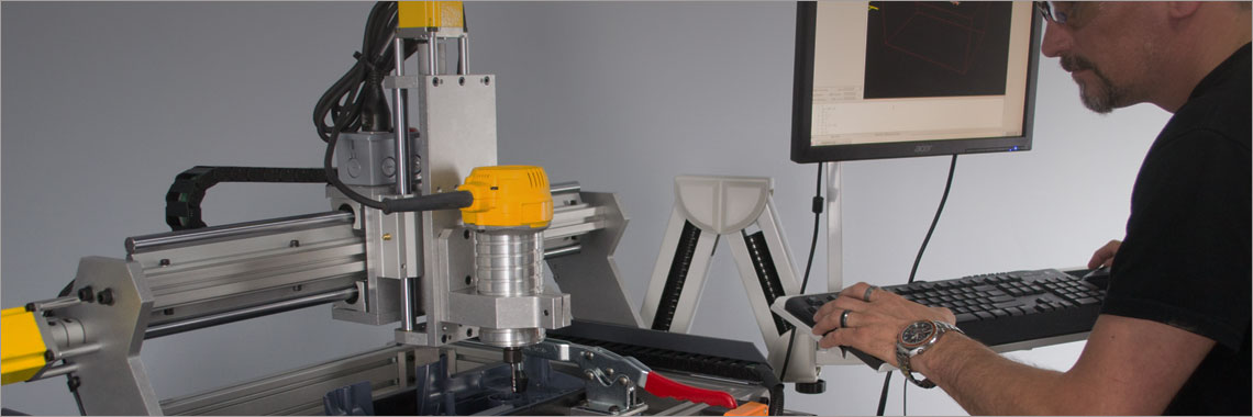 Cnc Routers And Control Systems