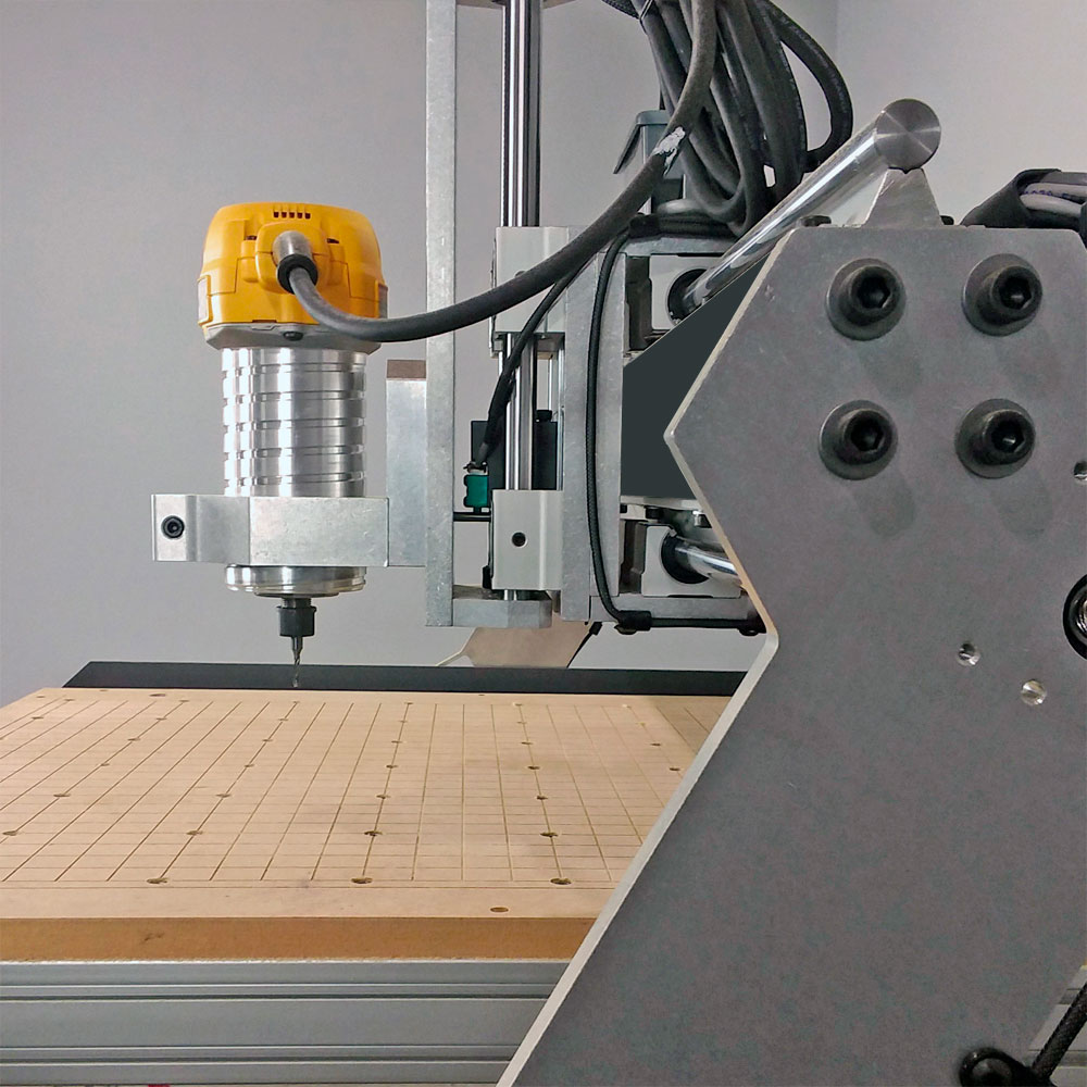 GX2550 CNC ROUTER - METEOR