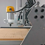 CNC ROUTER HD GANTRY