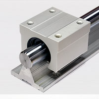 CNC ROUTER SUPPORTED LINEAR RAILS