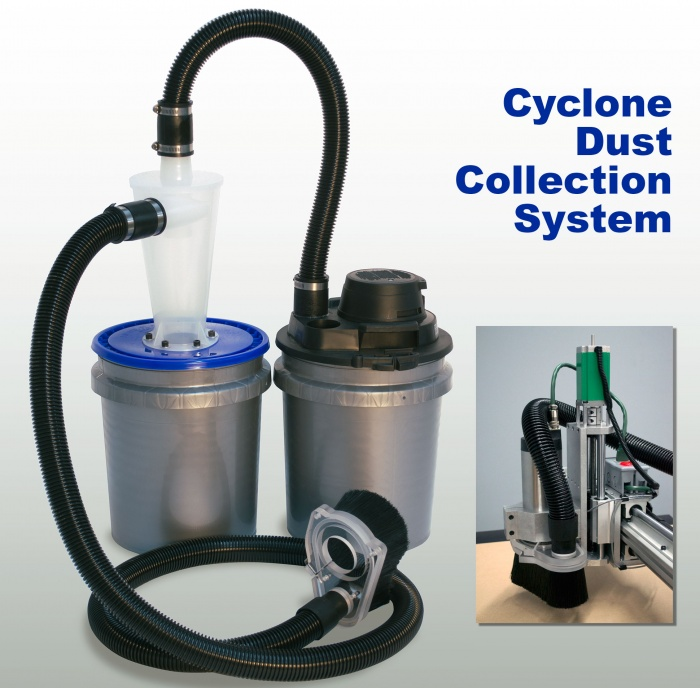 Dust Collection System : Cyclone dust collection system probotix wiki